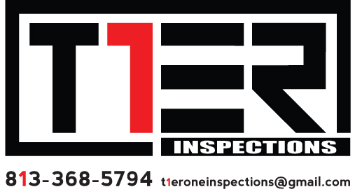 T1ER ONE INSPECTIONS - Logo