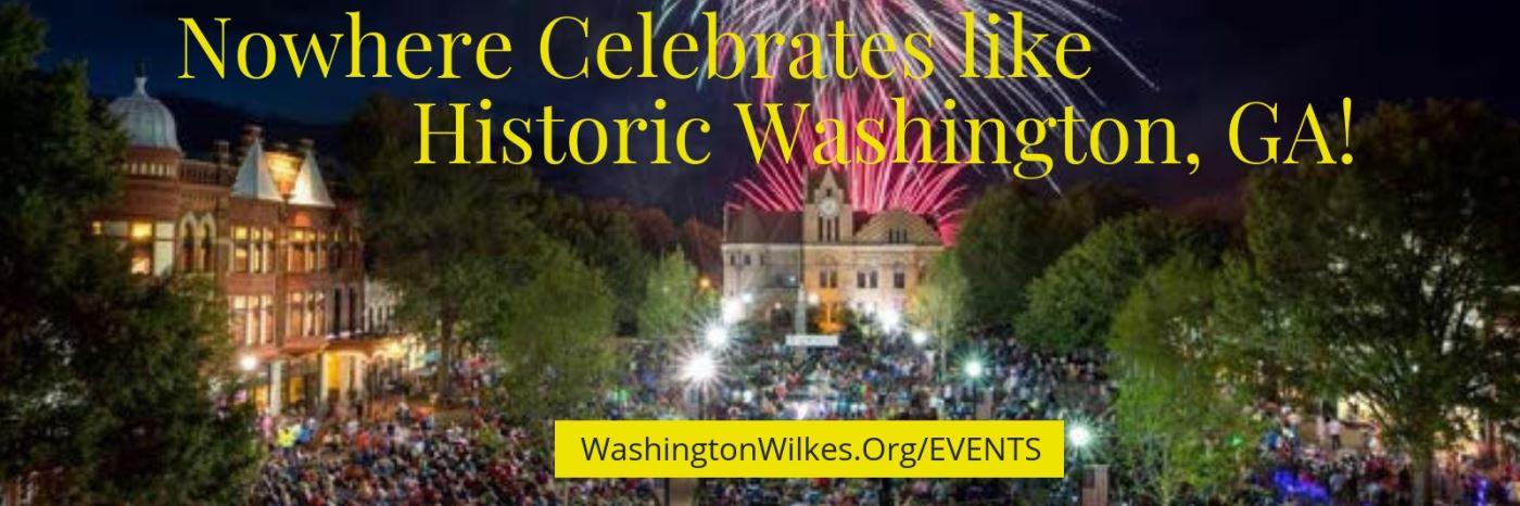 Washington EVENTS