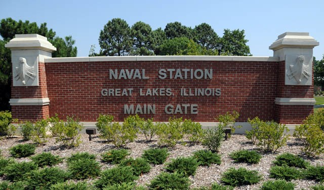 Main Gate, Naval Station Great Lakes