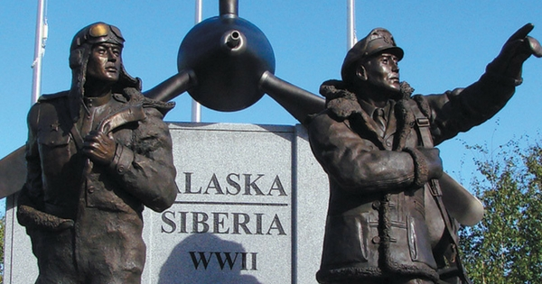 Ft Wainwright History of the US Army in Alaska History of Ft Wainwright