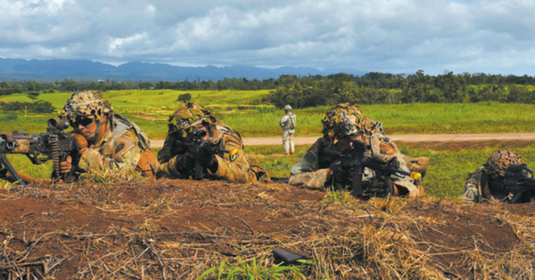 Hawaii Army Schofield Barracks and Wheeler Army Airfield
