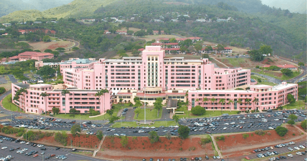Pacific Health Tripler Army Medical Center TAMC at a Glance