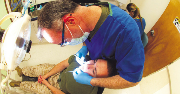 MCAS Yuma Services on Station Medical Dental