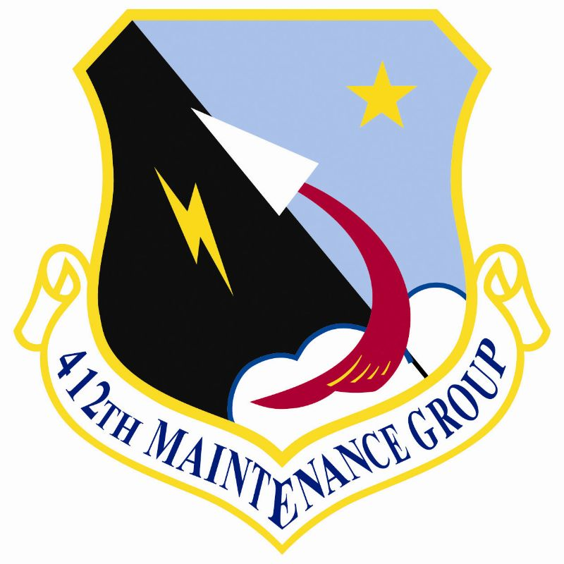 412th Maintenance Group, Edwards Air Force Base
