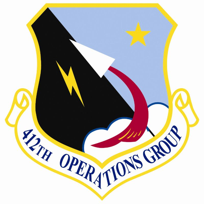 412th Operations Group, Edwards Air Force Base