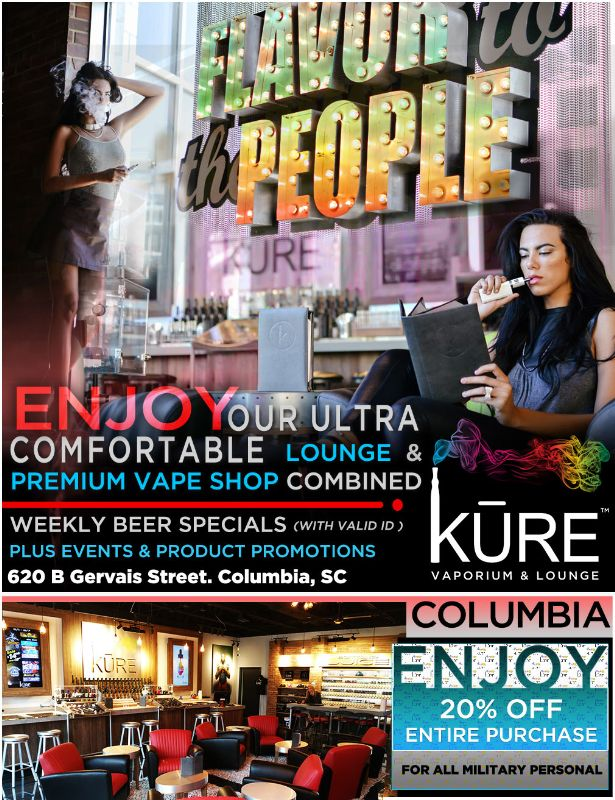 Kure Vaporium and Lounge