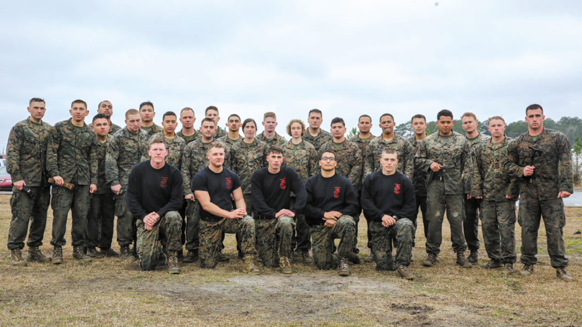 Cherry Point-2018 In Craven County