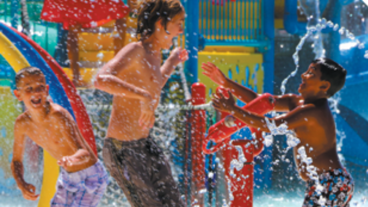Dry Town Water Park, Edwards Air Force Base Antelope Valley and Local Area Attractions