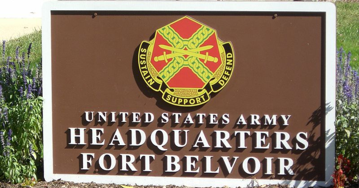 Fort Belvoir US Army Headquarters