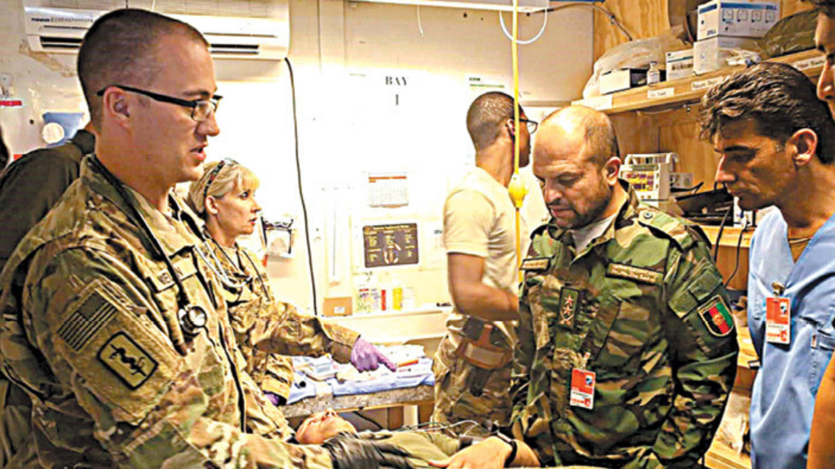 Ft Carson_2019 Units U.S. Army Medical Department Activity, Fort Carson