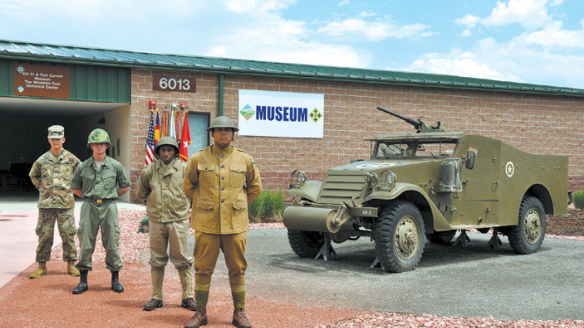 Ft Carson_2019 Carson Community 4th Infantry Division Museum