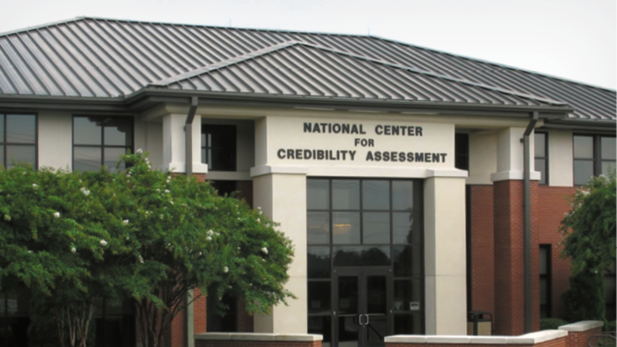 Ft Jackson_2019 Partners in Excellence NAtional Center for Credibility Assessment