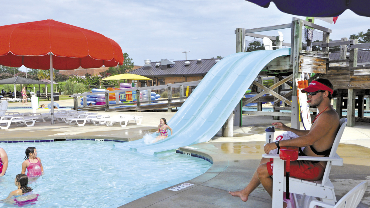 Ft Jackson_2019 Recreation and Leisure Activities Pools