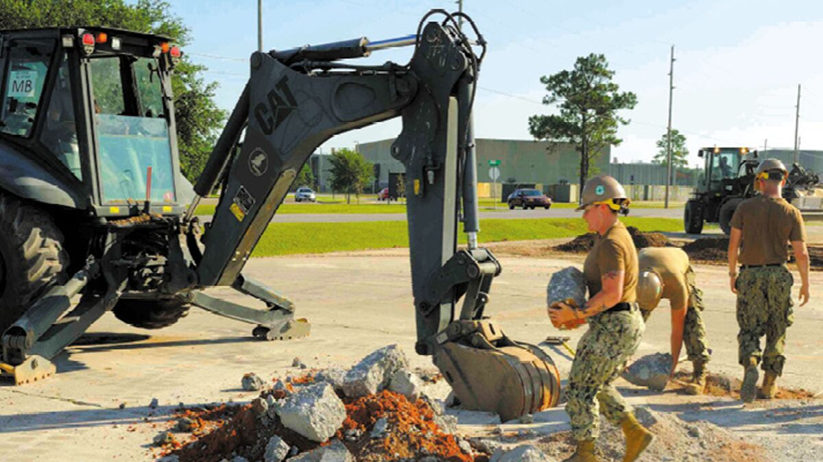 Harrison County Gulfport Our Military Getting Settled