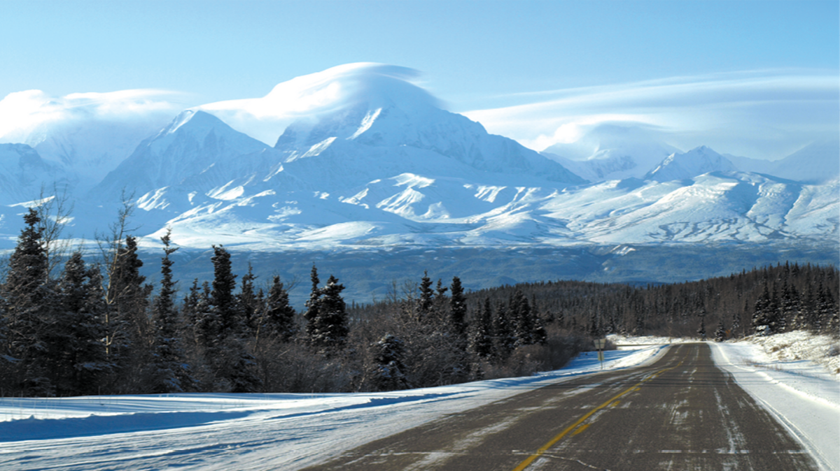 Parks Highway Denali, Joint Base Elmendorf-Richardson, JBER