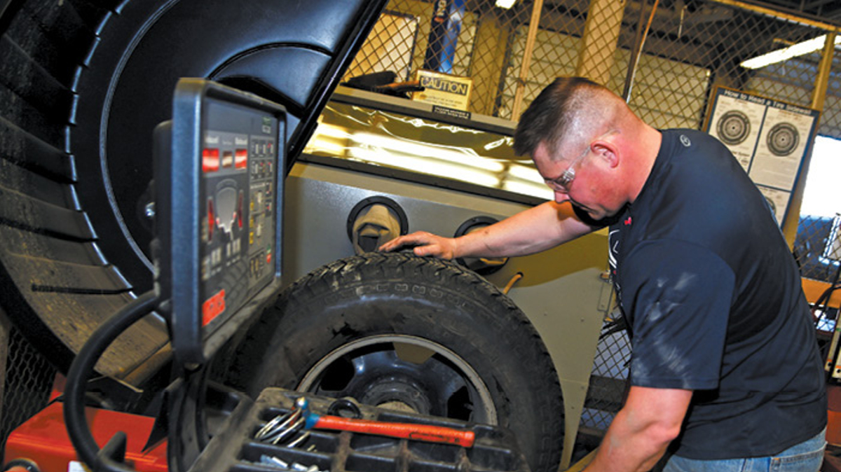 Automotive Skills Center, Joint Base Elmendorf-Richardson, JBER