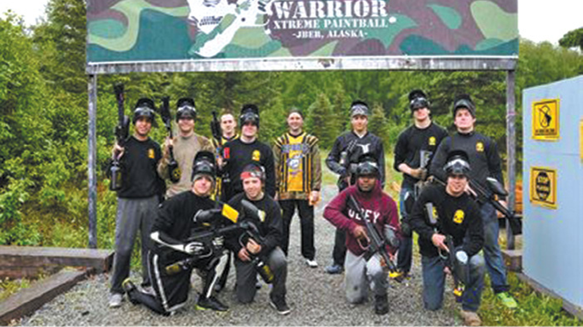 Warrior Xtreme Paintball, Joint Base Elmendorf-Richardson, JBER