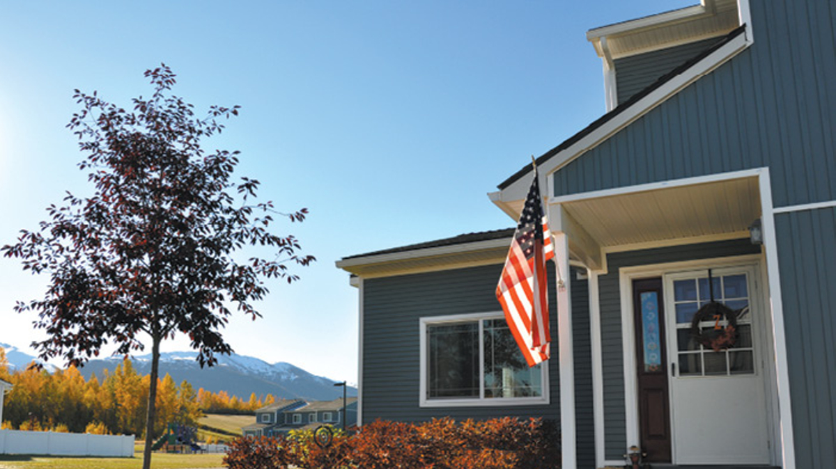 Off-base housing, Joint Base Elmendorf-Richardson, JBER