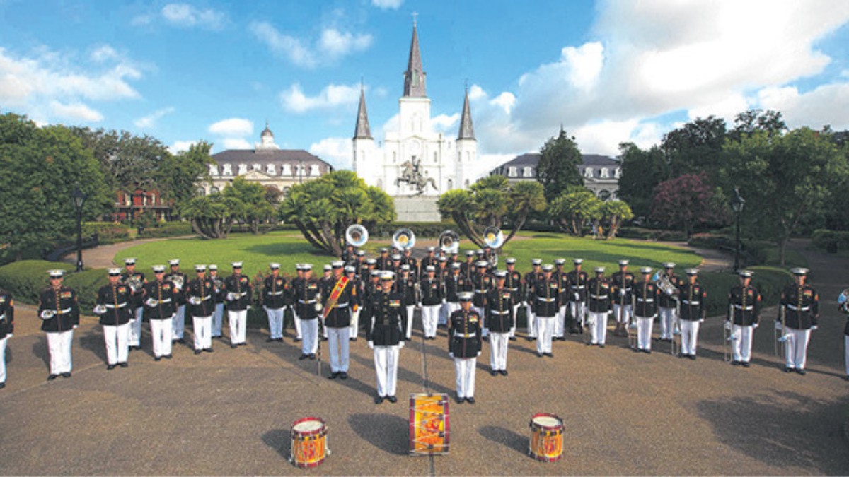 JRB New Orleans_2019 New Orleans Area Organizations Marine Corps