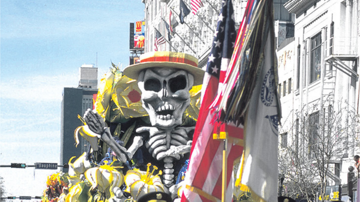 JRB New Orleans_2019 New Orleans New Orleans Local Color Cities of the Dead