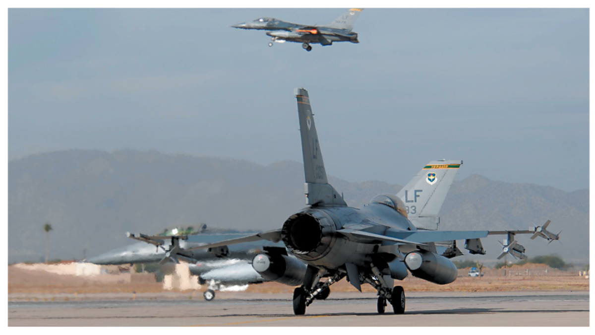 Luke AFB_2019 F-16 Fighting Falcon