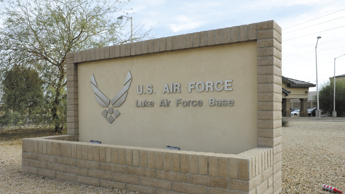 Luke AFB_2019 Newcomer's Information Arrival