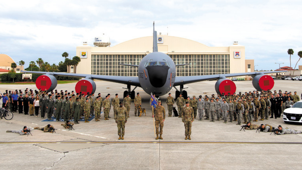 Macdill AFB MBG_2019 Our Military History