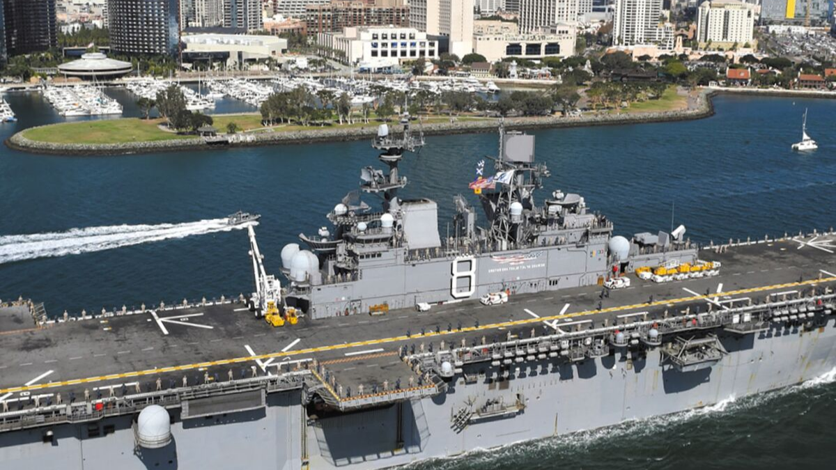 San Diego Commander Navy Region Southwest