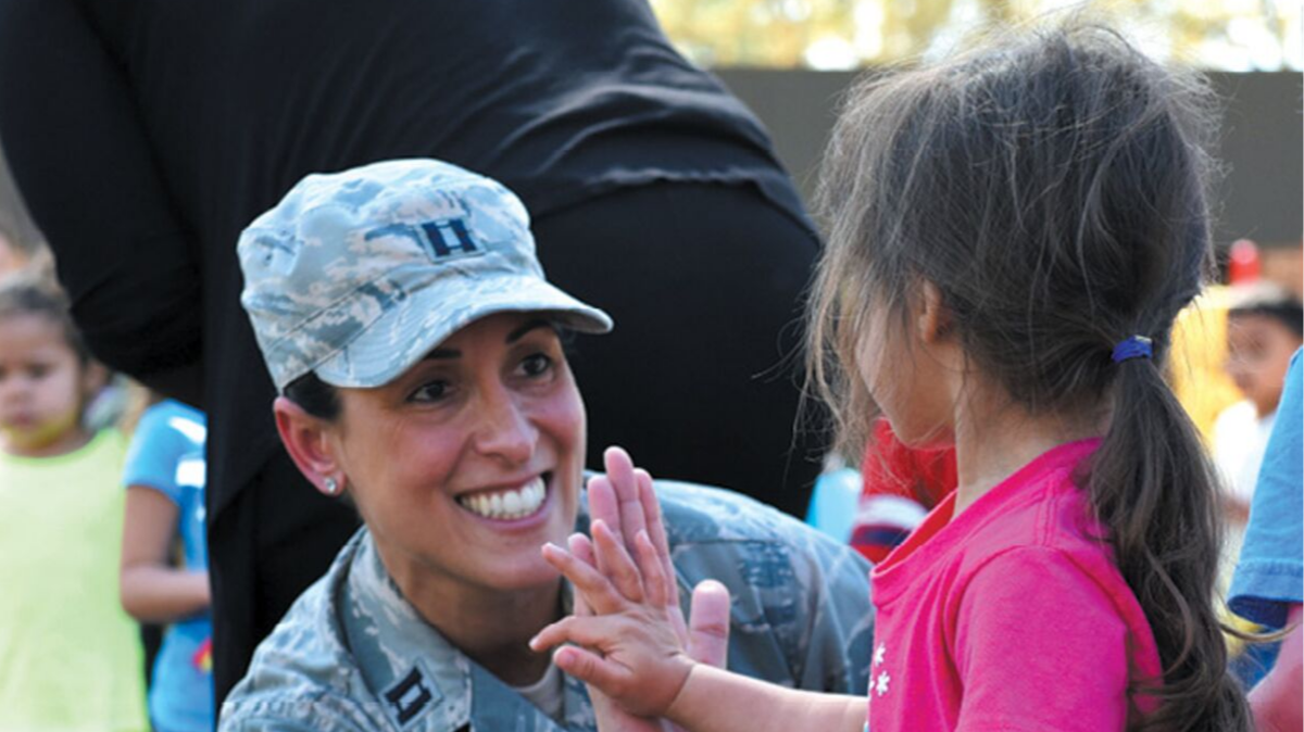 Seymour Johnson AFB Family Off-Base Child Care and Education