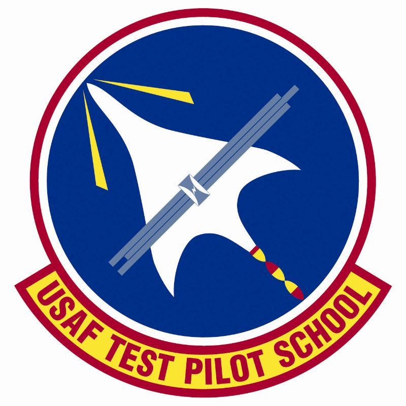 United States Air Force Test Pilot School logo