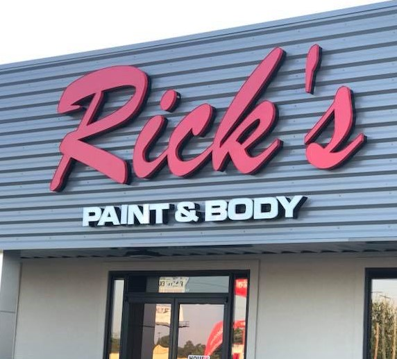 Rick's Paint & Body Shop