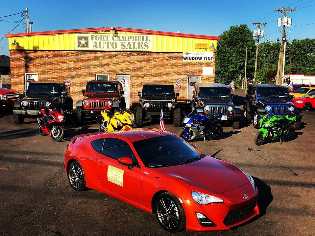 Fort Campbell Auto Sales