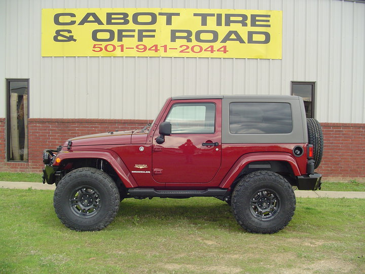 Cabot Tire & Off Road
