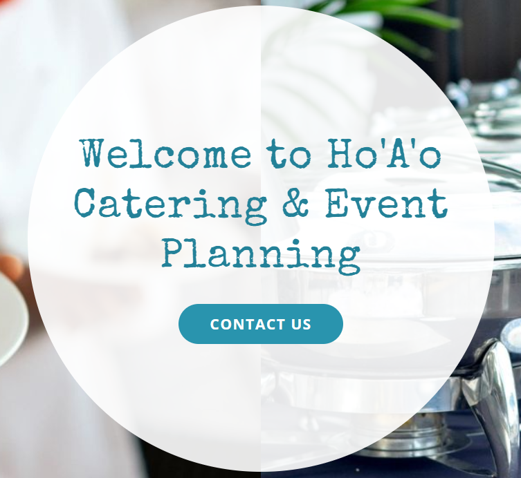 Ho'A'o Catering & Event Planning