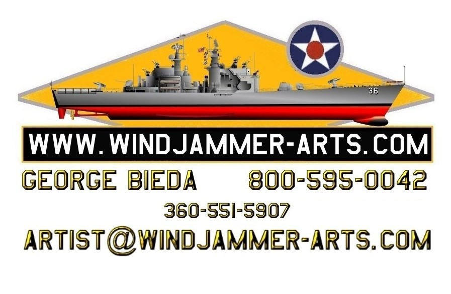 Windjammer Arts - Naval Art & Aviation Art