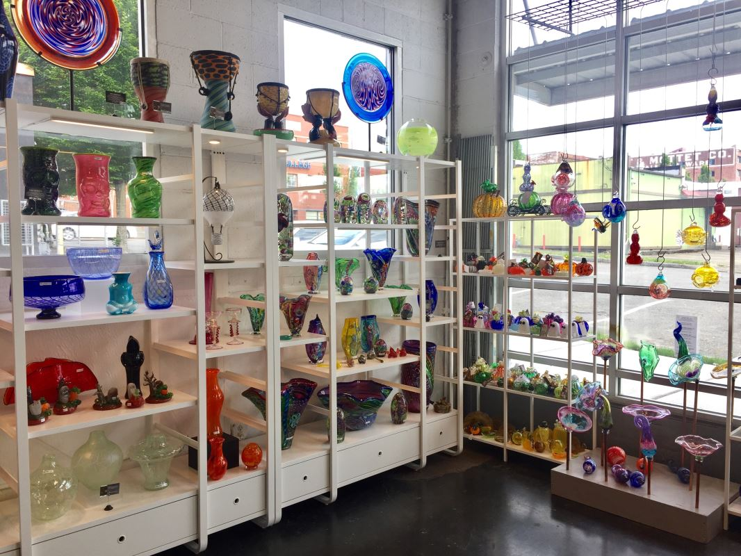 Tacoma Glassblowing Studio