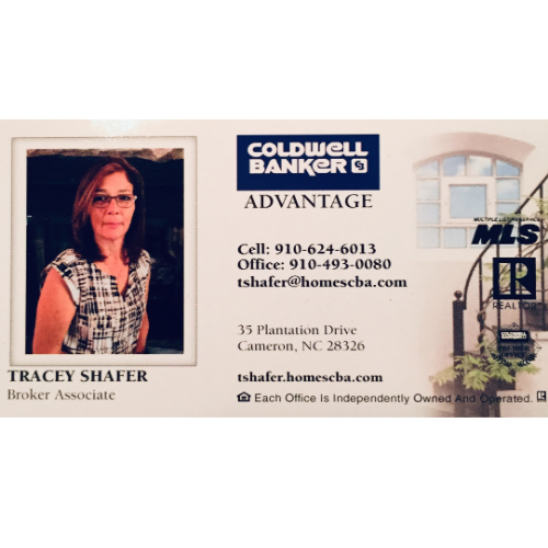 Tracey Shafer REALTOR with Coldwell Banker Advantage