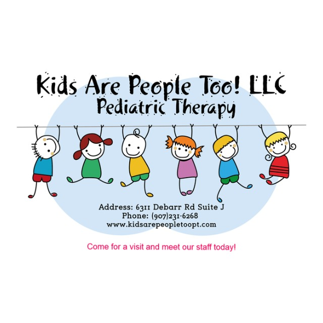 Kids Are People Too! llc Pediatric Therapy