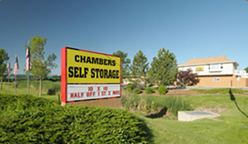 Chambers Self Storage (Metro Denver Self Storage)