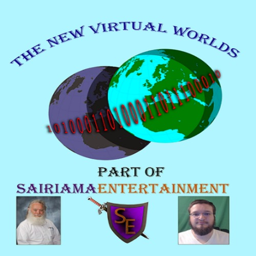 The New Virtual Worlds