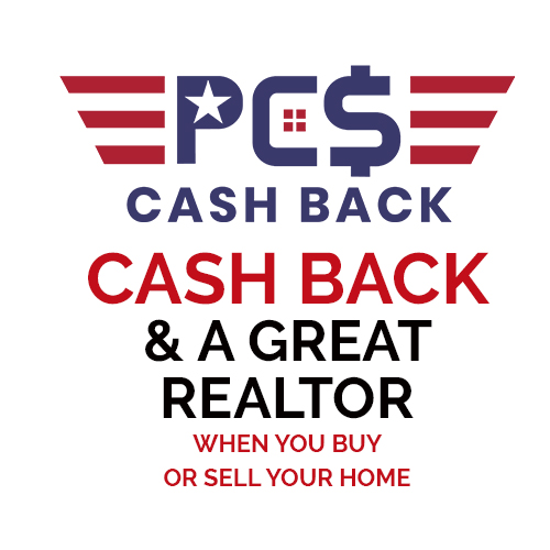 Cash Back & a great REALTOR