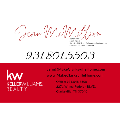 Keller Williams Realty - Jenn McMillion